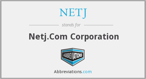 What does NETJ stand for?