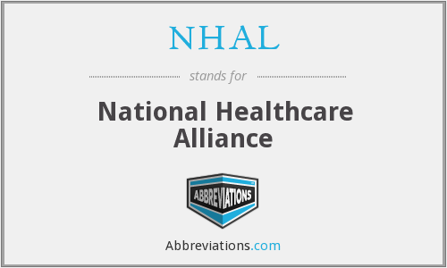 What does NHAL stand for?