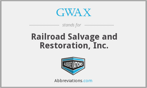 What does GWAX stand for?