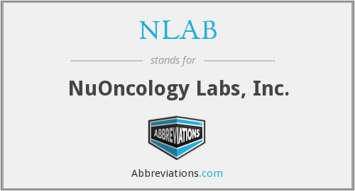 What does NLAB stand for?