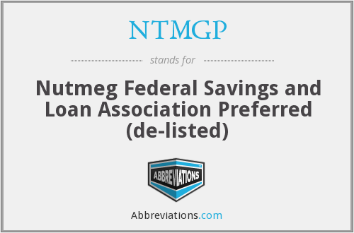 What does NTMGP stand for?