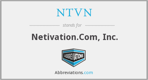 What does NTVN stand for?