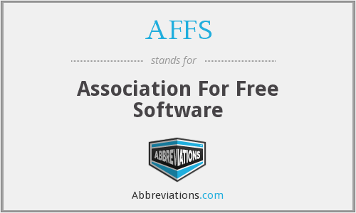 What does AFFS stand for?