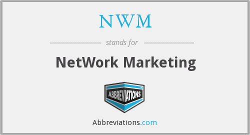 What does NWM stand for?