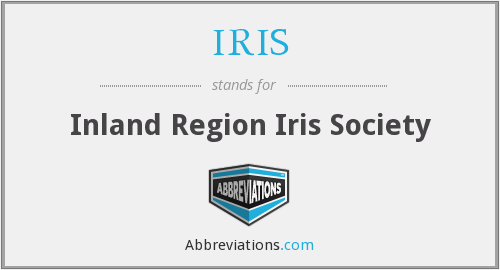 What does IRIS stand for?