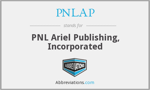 What does PNLAP stand for?
