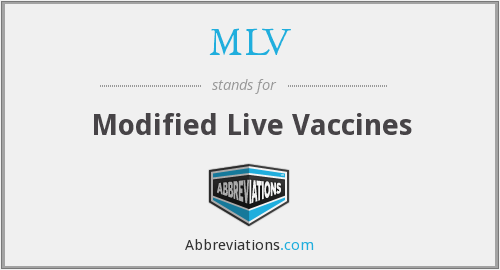 What does vaccines stand for?