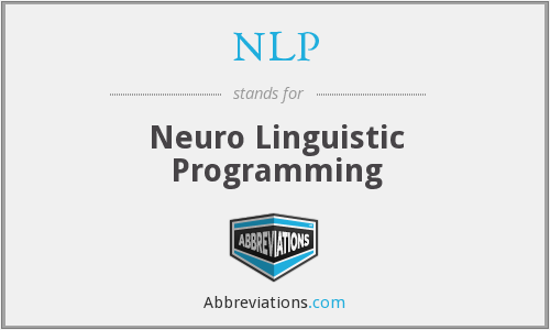 What does NLP stand for?