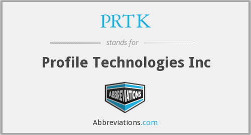What does PRTK stand for?