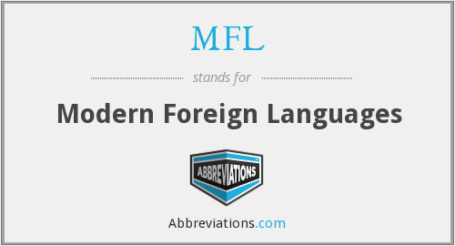 What does MFL stand for?