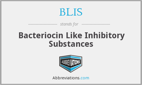 What does BLIS stand for?