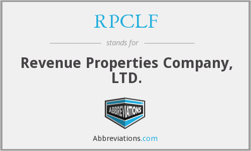 What does RPCLF stand for?
