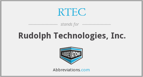 What does RTEC stand for?