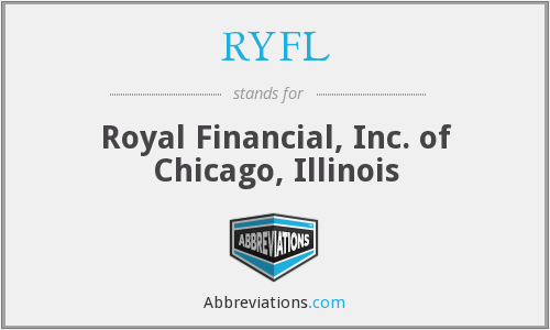 What does RYFLC stand for?