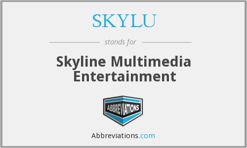 What does SKYLU stand for?
