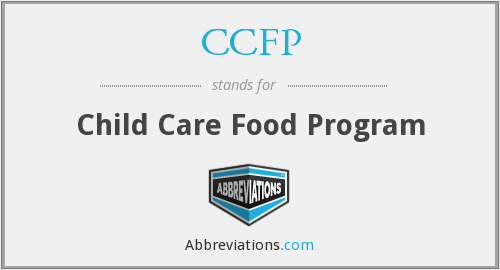 What does CCFP stand for?