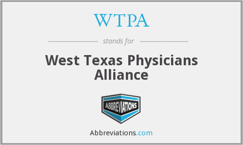 What does WTPA stand for?