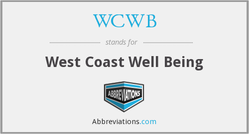 What does WCWB stand for?