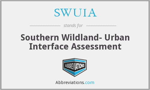 What does SWUIA stand for?