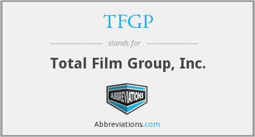 What does TFGP stand for?
