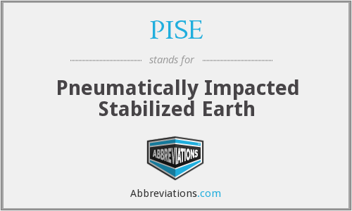 What does PISE stand for?