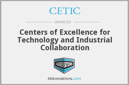 What does CETIC stand for?