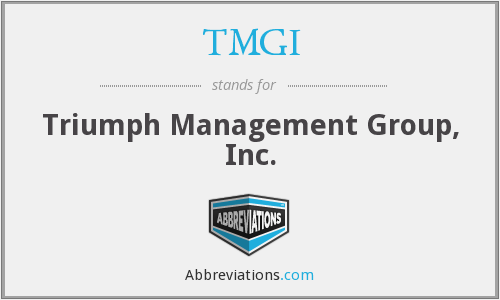 What does TMGI stand for?