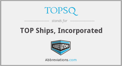 What does TOPSQ stand for?