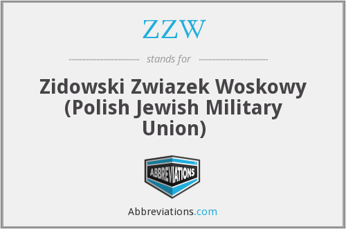 What does ZZW stand for?