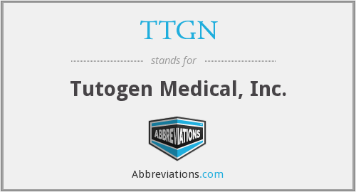 What does TTGN stand for?