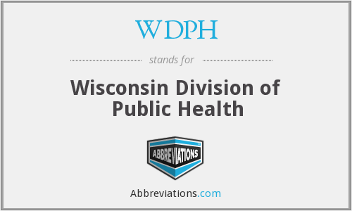 What does WDPH stand for?