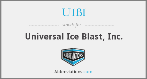 What does UIBI stand for?