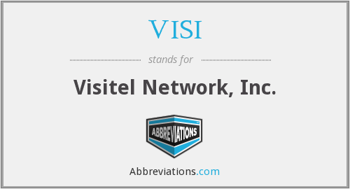 What does VISI stand for?