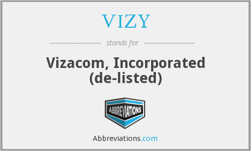 What does VIZY stand for?