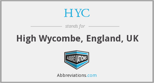 What does HYC stand for?