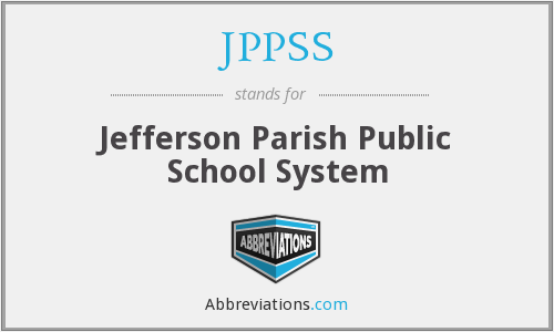 What does JPPSS stand for?
