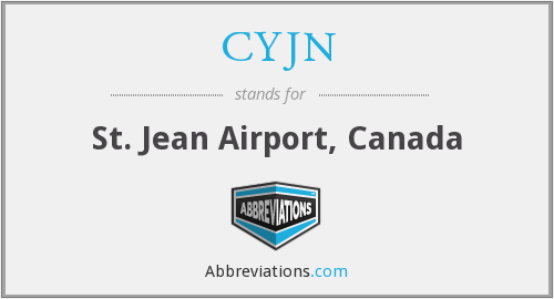What does CYJN stand for?
