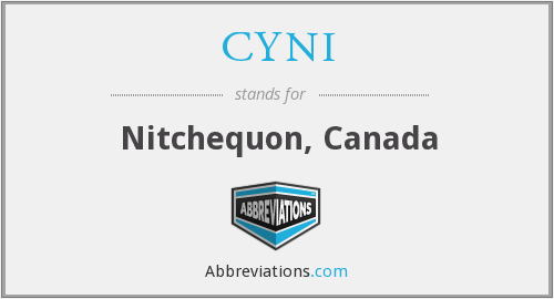 What does CYNI stand for?