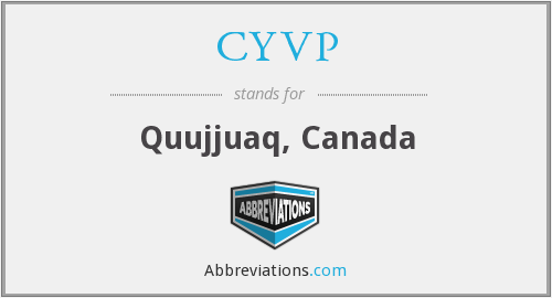 What does CYVP stand for?