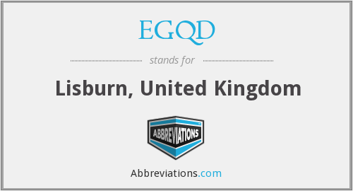 What does EGQD stand for?