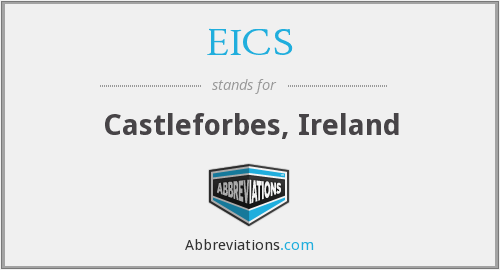 What does EICS stand for?