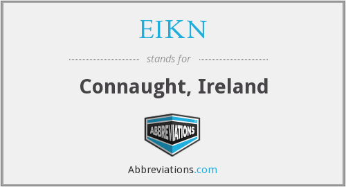 What does EIKN stand for?