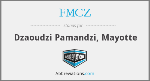 What does FMCZ stand for?