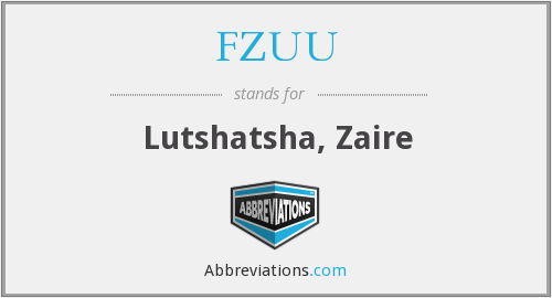 What does FZUU stand for?