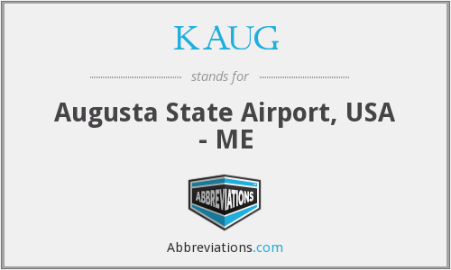 What does KAUG stand for?