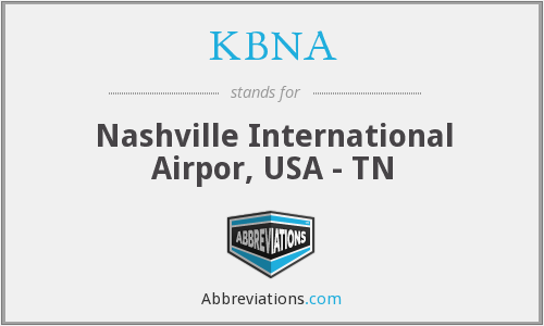 What does KBNA stand for?