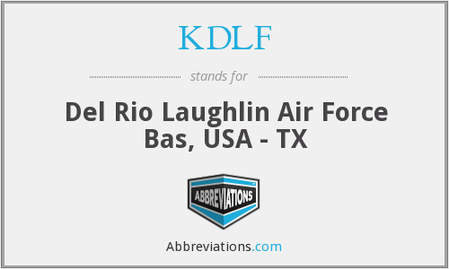 What does KDLF stand for?