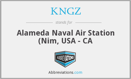 What does KNGZ stand for?