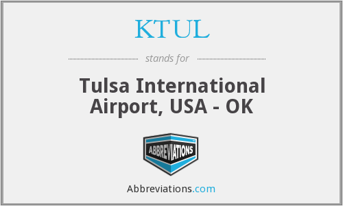 What does KTUL stand for?