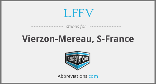 What does LFFV stand for?
